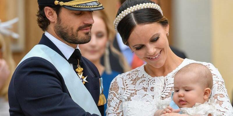 Schwedische Royals - Foto: Anders Wiklund