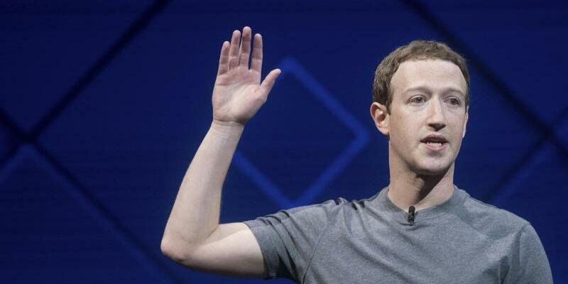Zuckerberg - Foto: Noah Berger