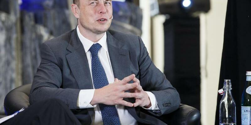 Elon Musk - Foto: Tesla-Chef Elon Musk hat den Mitarbeitern von Grohmann mehr Geld angeboten. Foto:Heiko Junge