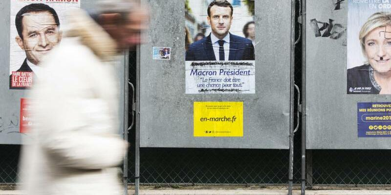 Wahlplakate - Foto: Kamil Zihnioglu
