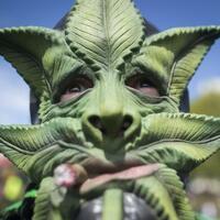 Kiffer-Tag «420» - Foto: Darryl Dyck