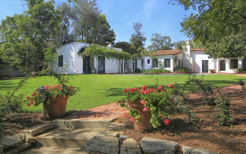 Marilyn Monroes Villa - Foto: Mercer Vine