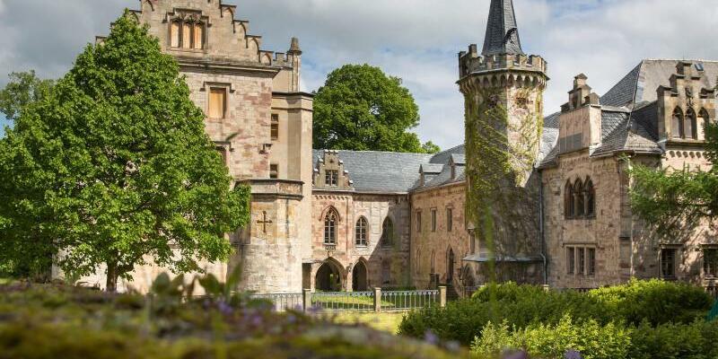 Schloss Reinhardsbrunn - Foto: Michael Reichel