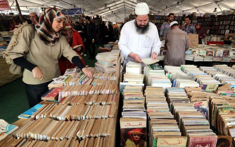 Buchmesse - Foto: Khaled Elfiqi
