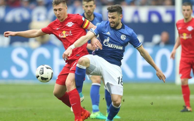 FC Schalke 04 - RB Leipzig - Foto: Ina Fassbender