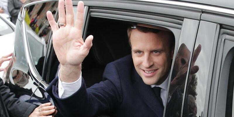 Macron - Foto: Christophe Ena