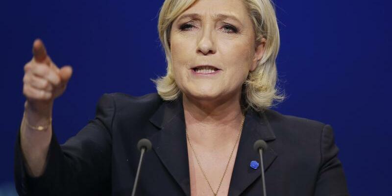 Le Pen - Foto: Michel Euler
