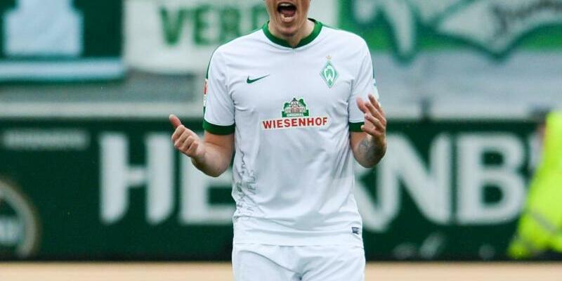 Werder-Torjäger - Foto: Armin Weigel