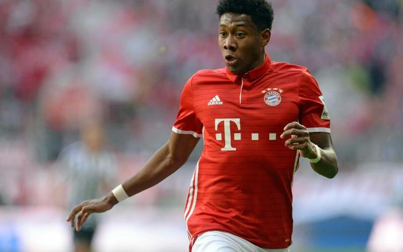 David Alaba - Foto: Andreas Gebert