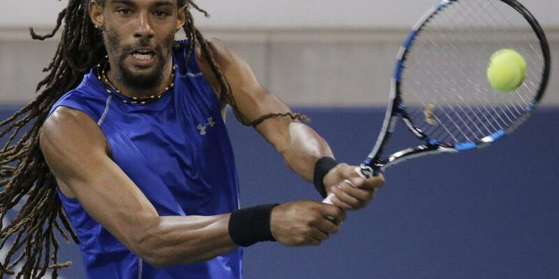 Dustin Brown - Foto: Ray Stubblebine