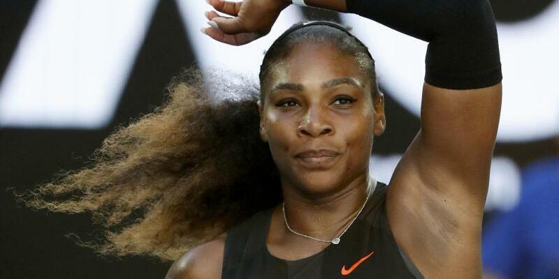 Serena Williams - Foto: Dita Alangkara