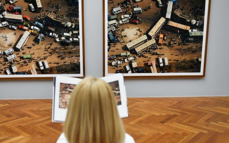 Fotografien der Becher-Klasse - Foto: Arne Dedert