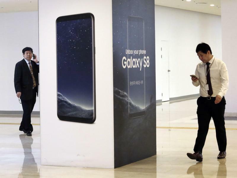 Samsung Galaxy S8 - Foto: Ahn Young-Joon