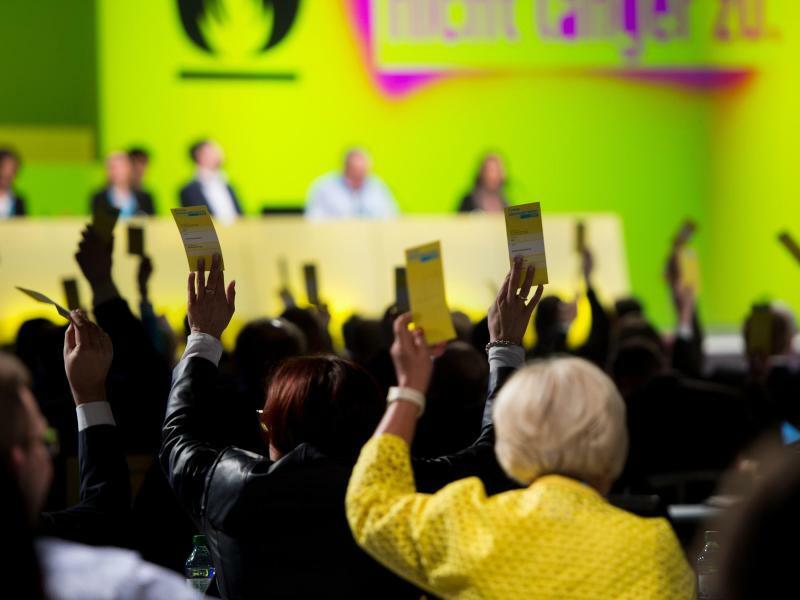 FDP-Bundesparteitag - Foto: Monika Skolimowska