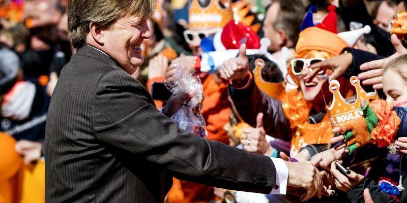 Königstag in den Niederlanden - Foto: Robin Van Lonkhuijsen