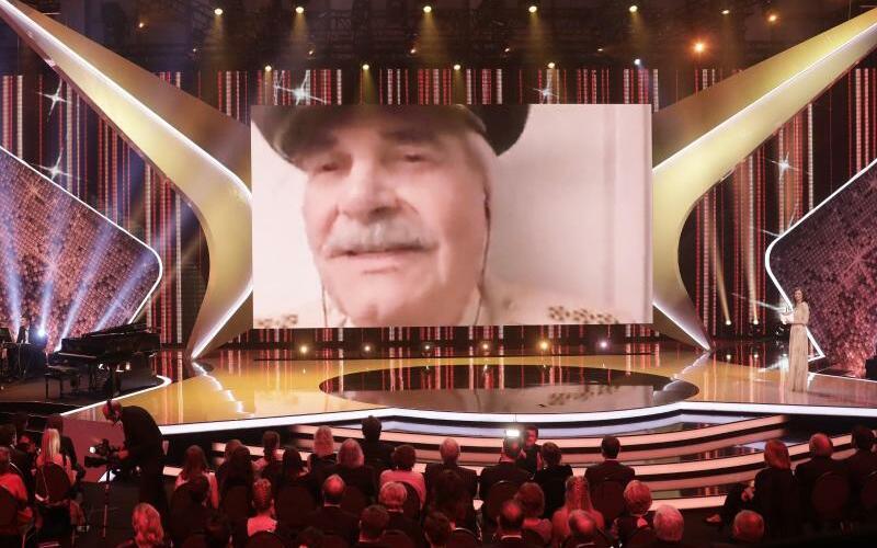 Deutscher Filmpreis - Peter Simonischek - Foto: Jörg Carstensen