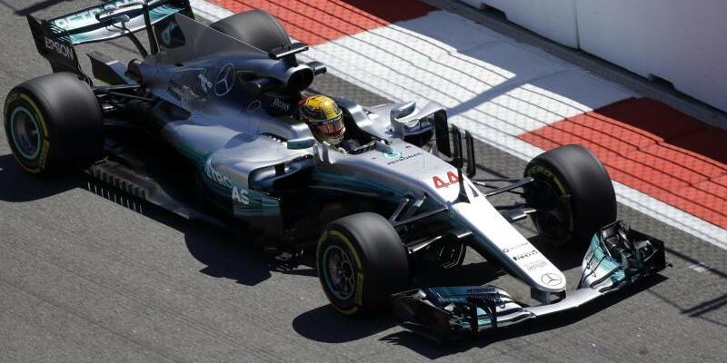 Mercedes-Pilot - Foto: Sergei Grits
