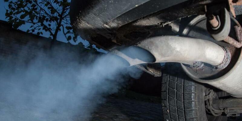 Diesel-Abgase - Foto: Patrick Pleul