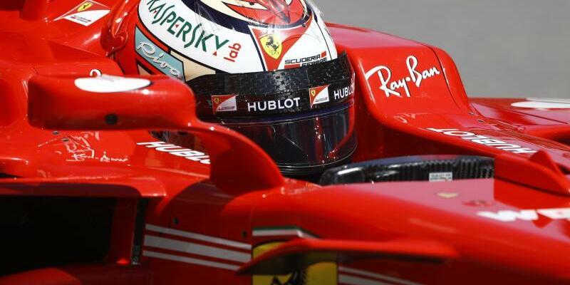 Sebastian Vettel - Foto: Pavel Golovkin