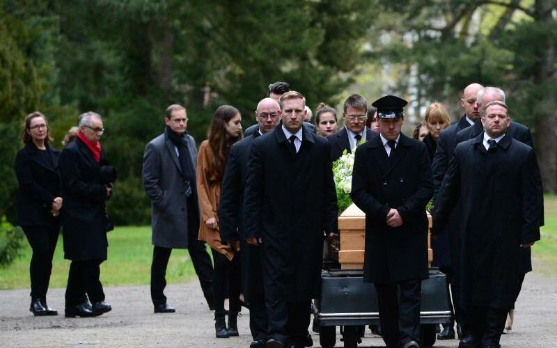 Trauerfeier für Michael Ballhaus - Foto: Maurizio Gambarini