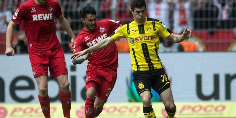 Borussia Dortmund - 1. FC Köln - Foto: Bernd Thissen