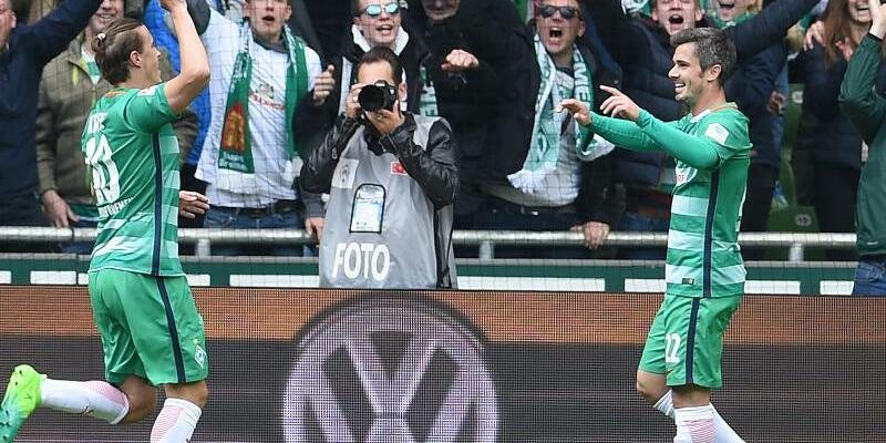 Werder Bremen - Hertha BSC - Foto: Carmen Jaspersen