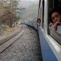 Eisenbahn in Thailand - Foto: über dts Nachrichtenagentur