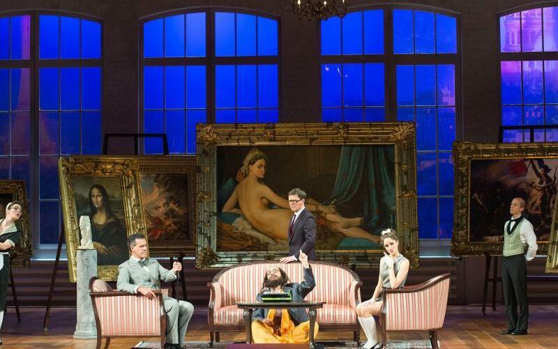 Don Pasquale - Foto: Thilo Beu/Deutsche Oper Rhein