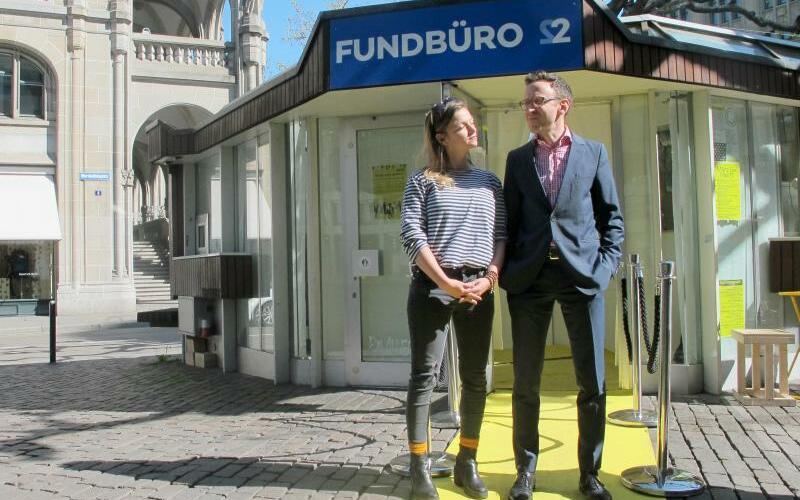Fundbüro Zürich - Foto: Christiane Oelrich