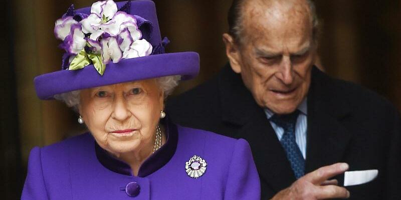 Die Royals - Foto: Andy Rain