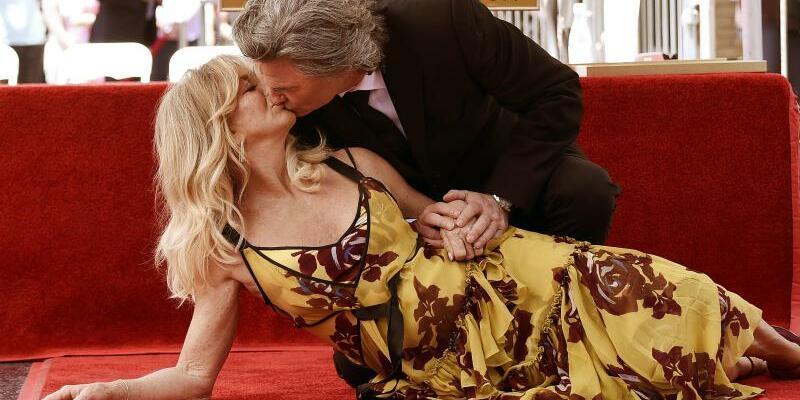 Goldie Hawn & Kurt Russell - Foto: Richard Shotwell/Invision