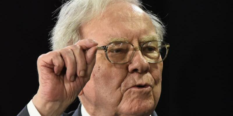 Warren Buffett - Foto: Am Wochenende findet in Buffetts Heimat Omaha, Nebraska, das alljährliche Treffen der Berkshire-Aktionäre statt. Foto:Larry W. Smith