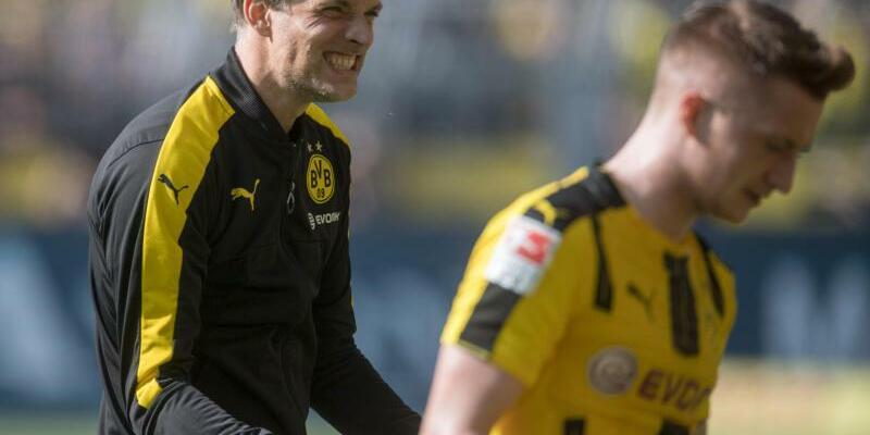 BVB-Coach - Foto: Bernd Thissen
