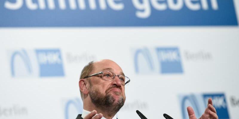 SPD-Kanzlerkandidat - Foto: Rainer Jensen