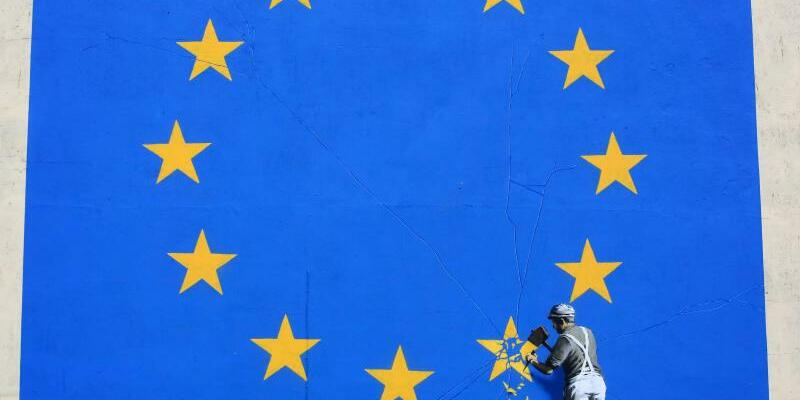 Banksy - Foto: Gareth Fuller