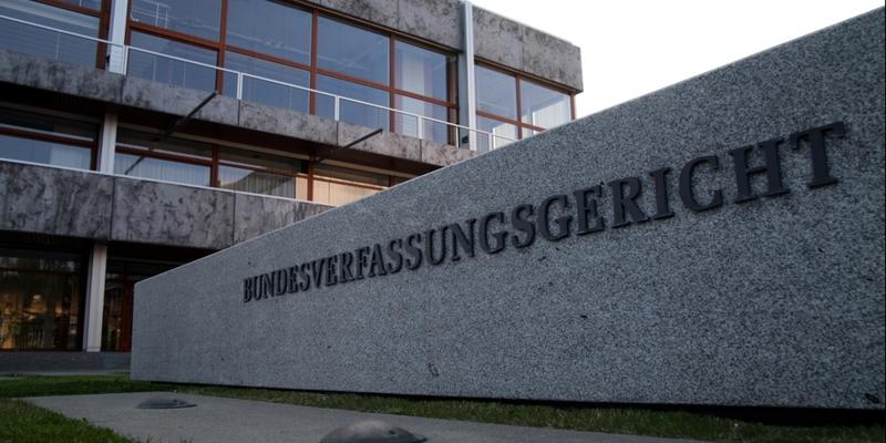 Bundesverfassungsgericht - Foto: über dts Nachrichtenagentur