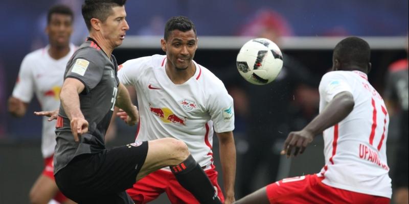 RB Leipzig - FC Bayern am 13.05.2017 - Foto: über dts Nachrichtenagentur