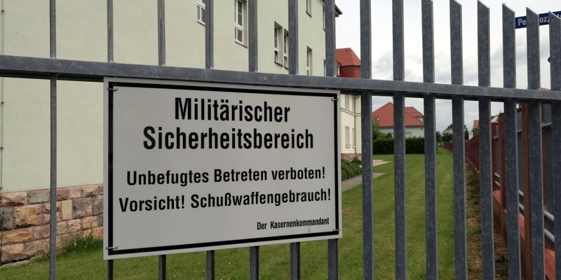 Bundeswehr-Kaserne - Foto: über dts Nachrichtenagentur