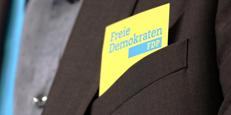 FDP-Logo - Foto: über dts Nachrichtenagentur