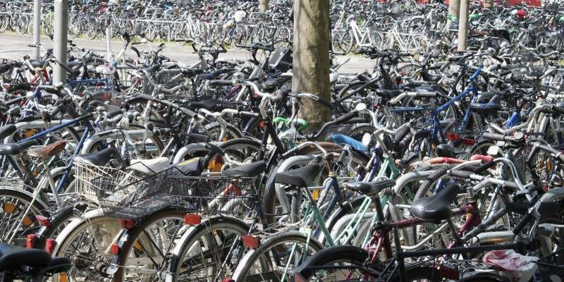Fahrradfreundliche Stadt Göttingen - Foto: Swen Pförtner