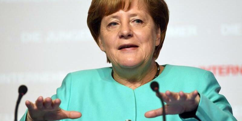 Merkel - Foto: Maurizio Gambarini