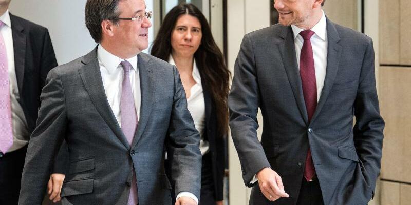 CDU und FDP - Foto: Federico Gambarini