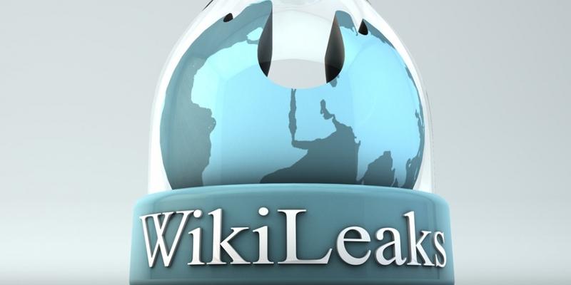 Enthüllungsplattform WikiLeaks - Foto: Text: über dts Nachrichtenagentur