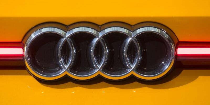 Audi-Logo - Foto: Marijan Murat