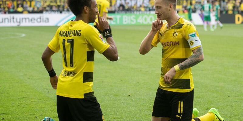 Borussia Dortmund - Werder Bremen - Foto: Bernd Thissen