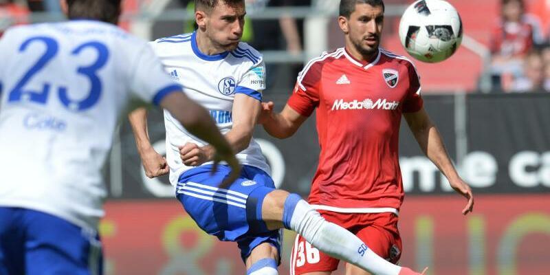 FC Ingolstadt 04 - FC Schalke 04 - Foto: Timm Schamberger