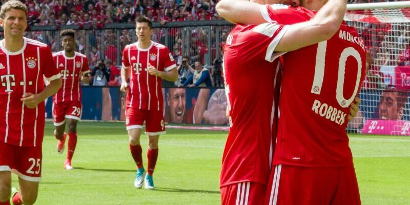 Bayern München - SC Freiburg - Foto: Peter Kneffel