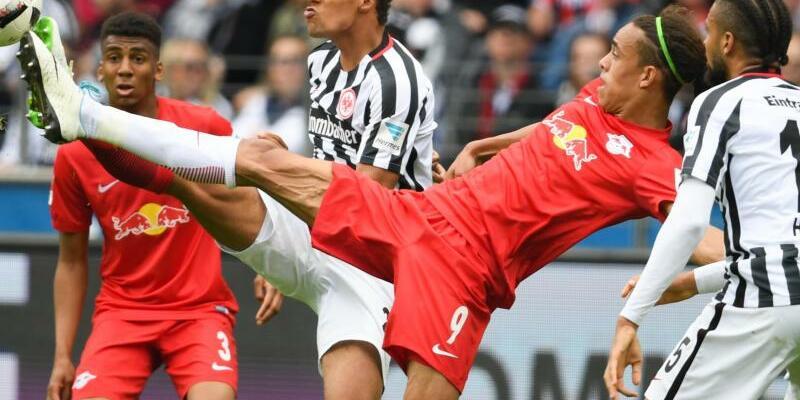 Eintracht Frankfurt - RB Leipzig - Foto: Arne Dedert