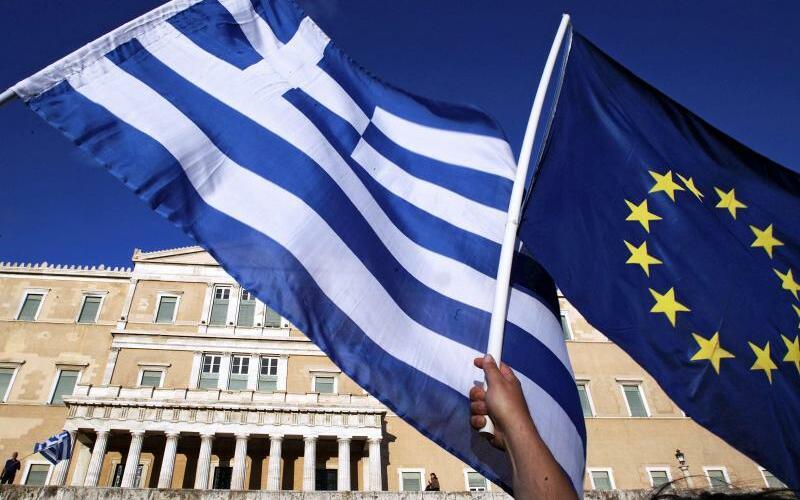 Parlament in Athen - Foto: Simela Pantzartzi/ANA-MPA
