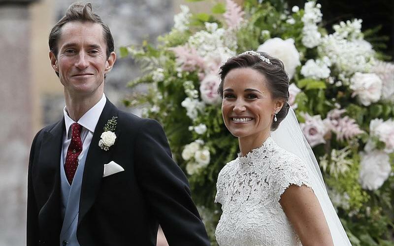 Hochzeit Pippa Middleton - Foto: Kirsty Wigglesworth